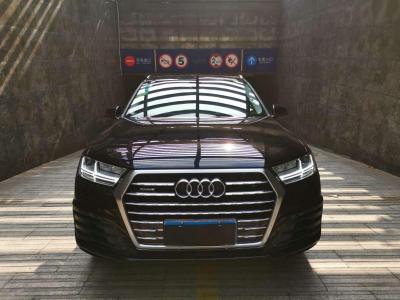 Audi 奥迪Q7  2016款 40 TFSI S line运动型图片