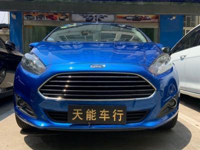 福特 嘉年華  2013款 兩廂 1.5L 自動時尚型圖片