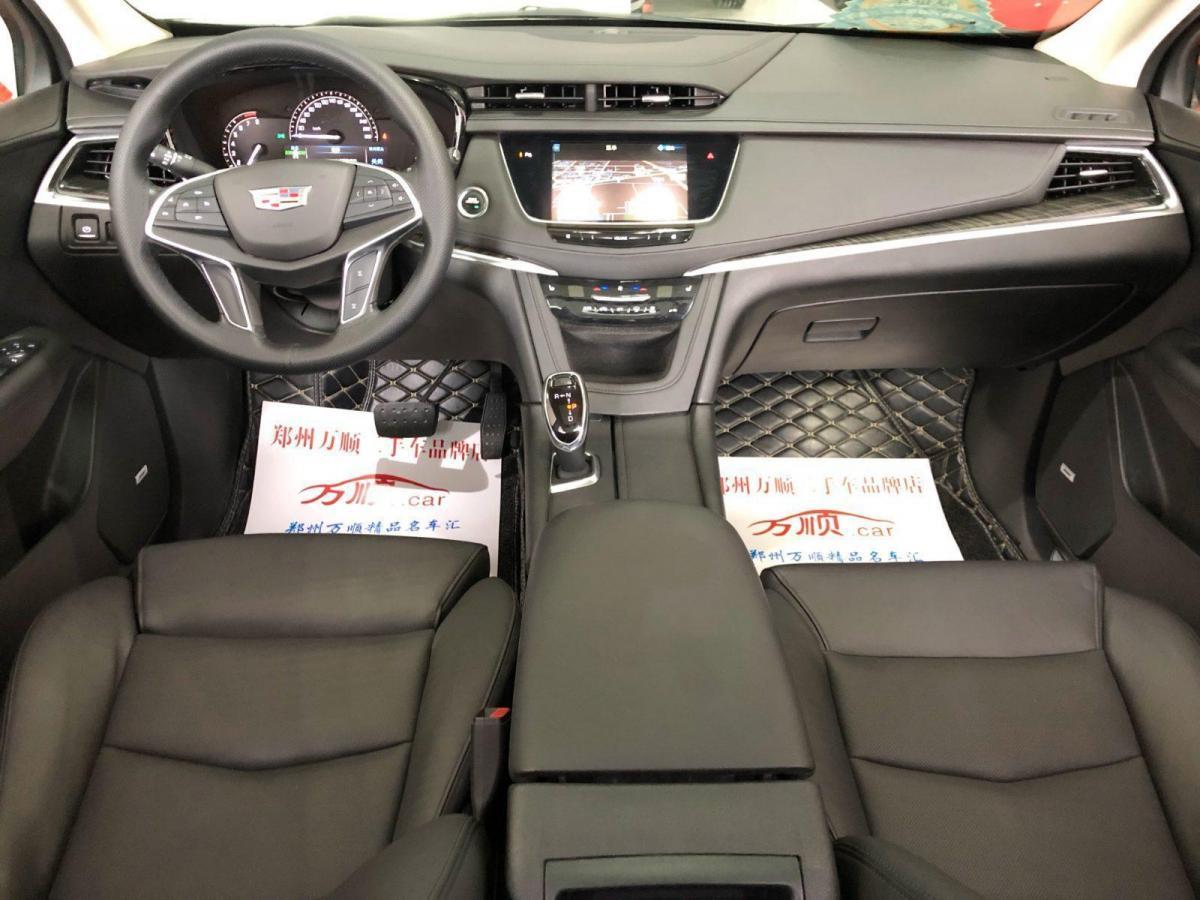 凯迪拉克 XT5  2017款 周年庆版 28T 四驱豪华型图片