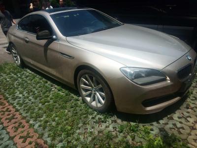 2012年8月 宝马 宝马6系(进口) 改款 640i Gran Coupe图片