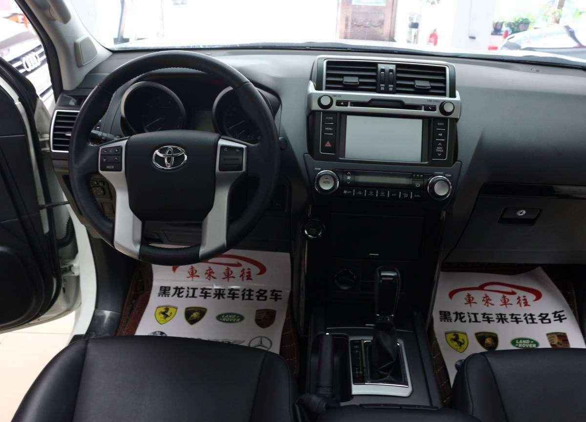 丰田 普拉多  2016款 2.7L 自动标准版图片