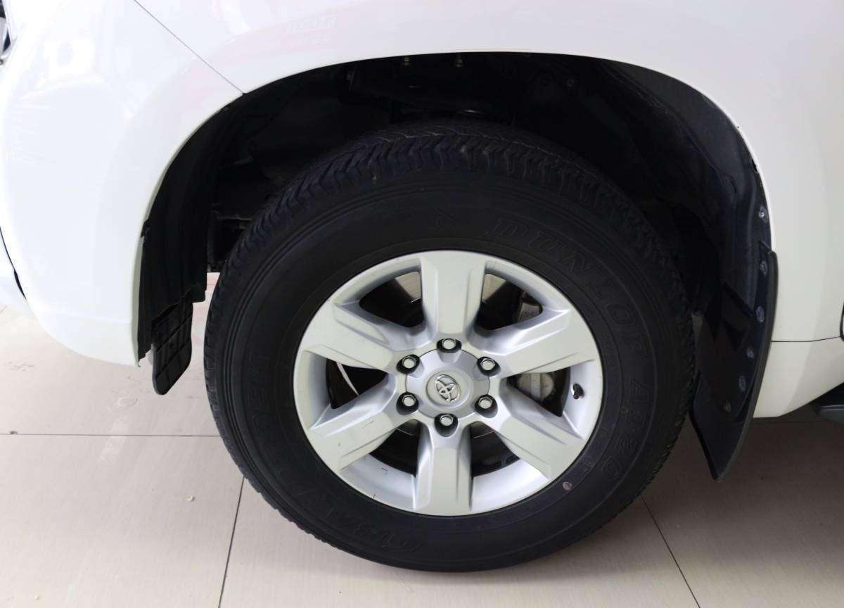 丰田 普拉多  2014款 2.7L 自动豪华版图片