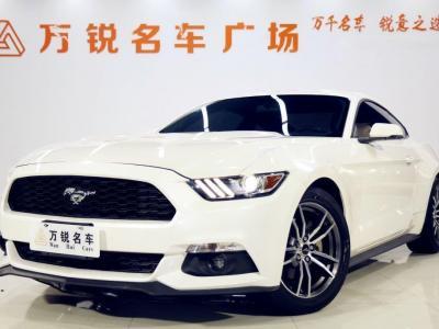 福特 野馬  2017款 2.3T 性能版