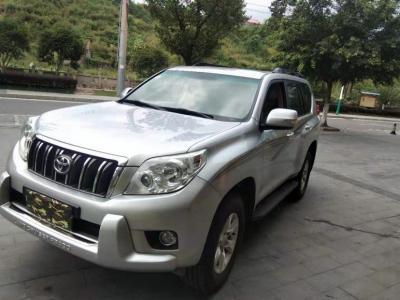 丰田 普拉多  2010款 2.7L 标准版