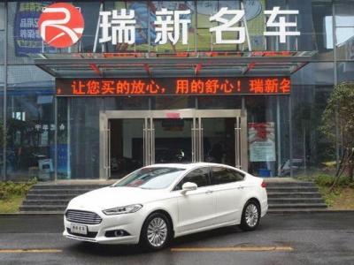 福特 蒙迪欧  2.0T GTDi200 豪华型图片