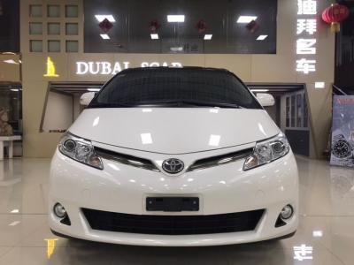 丰田 普瑞维亚  2012款 2.4L 7人座标准版