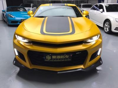 雪佛蘭 科邁羅  2017款 2.0T RS