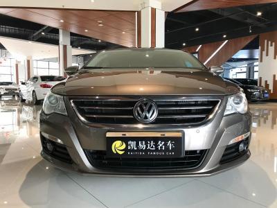 大众 一汽-大众CC  2011款 1.8TSI 豪华型