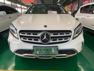 奔驰 奔驰GLA  2019款 GLA 200 时尚型?#35745;?/>                         <div class=