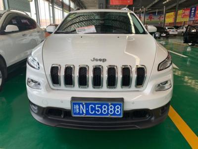 Jeep 自由光  2016款 2.0L 智能版圖片