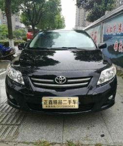 丰田 卡罗拉 1.8 GLX-S