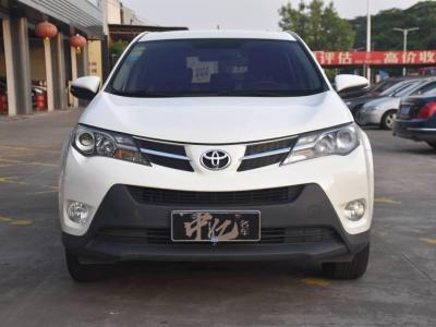 豐田 RAV4榮放  2013款 2.0L CVT兩驅都市版