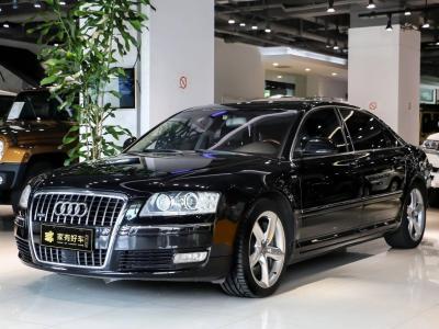 2009年11月 奥迪 奥迪A8  A8L 6.0 W12至尊旗舰型图片