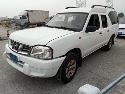 2010年7月 日产 ZN厢式车 2.4L两驱高级型7座ZN6493图片