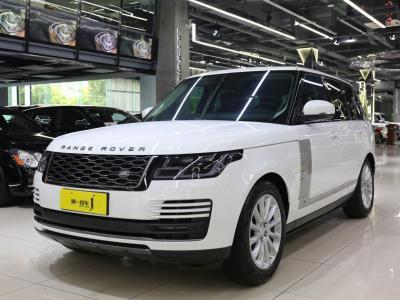 2018年9月 路虎 揽胜(进口) 3.0 V6 SC 盛世版图片