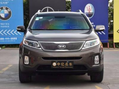 起亞 索蘭托  2013款 2.4L 7座汽油豪華版 國V