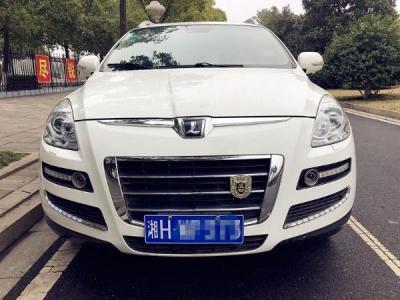 纳智捷 大7 SUV 2.2T 四驱锋芒智尊型图片