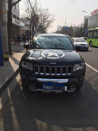 jeep指南者