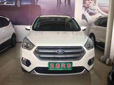 福特 翼虎  2017款 EcoBoost 180 兩驅虎躍型