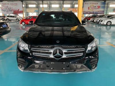 奔馳 奔馳GLC  2018款 GLC 300 4MATIC 豪華型