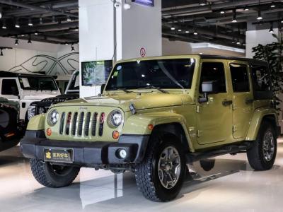 2013年8月 Jeep 牧马人(进口) 3.6L Sahara 四门版图片