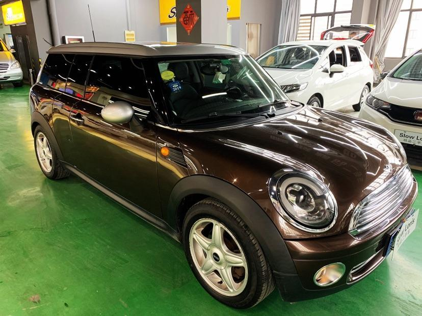 MINI CLUBMAN  2007款 1.6L COOPER Excitement图片