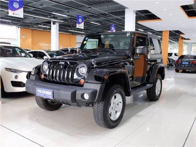 2012年12月 Jeep 牧马人(进口) 3.6L Sahara 两门版图片