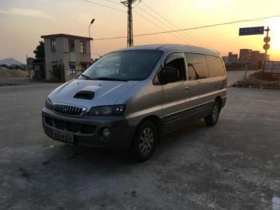 江淮 瑞风  2.5T 柴油 国际型10-12座