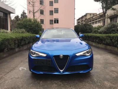 2019年2月 阿爾法·羅密歐 Giulia  2.0T 200HP 豪華版圖片