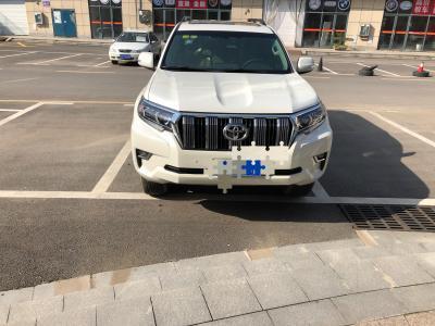 2018年5月 丰田 普拉多 普拉多 2.7L TX-L 两气 外挂 黎巴嫩版(中东)图片