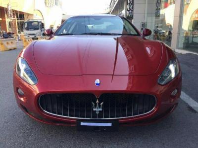 2016年10月 玛莎拉蒂 GT 4.2图片