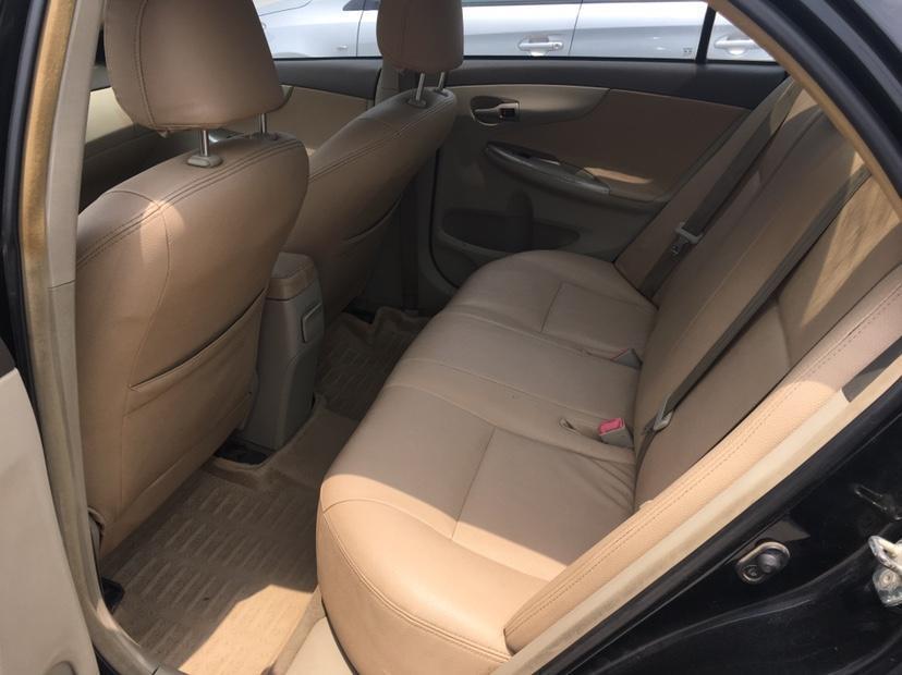 丰田 卡罗拉  2007款 1.6L 手动GL图片