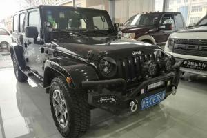 Jeep 牧马人  3.6 四门 Sahara