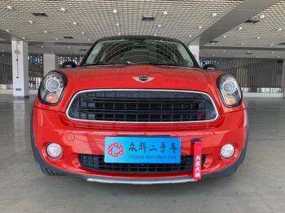 2016年7月 MINI COUNTRYMAN 1.6T COOPER ALL4 Excitement圖片