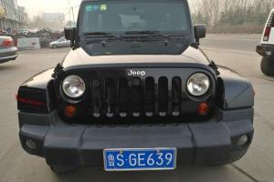 二手Jeep(进口)牧马人3.8 四门 Sahara