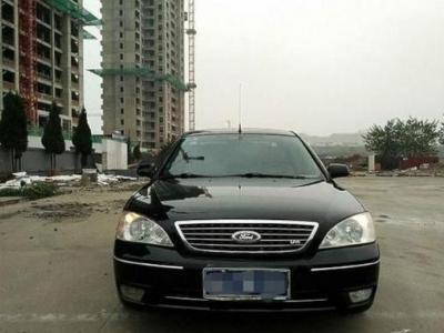 福特 蒙迪欧  2.5L Ghia 精英型图片