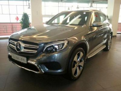 奔驰 GLC级  GLC300 4MATIC 2.0T 豪华型