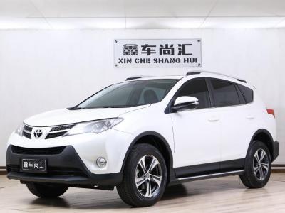 丰田 RAV4荣放  2016款 2.0L CVT两驱风尚版
