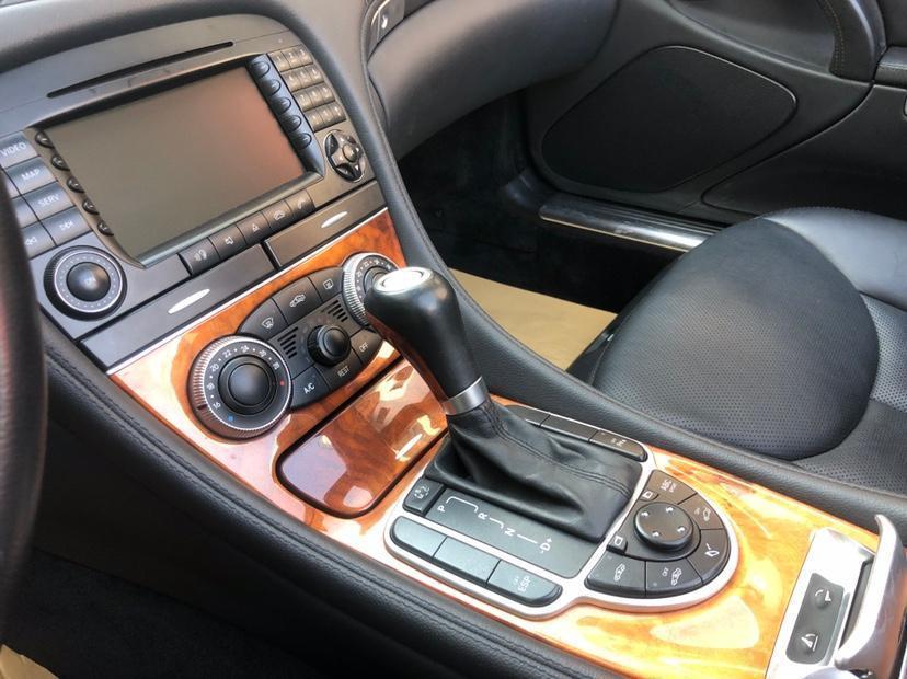 奔驰 奔驰SL级  2008款 SL 500图片
