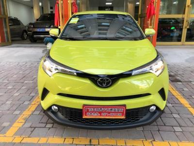 豐田 C-HR  2018款 2.0L 領先版 國V圖片