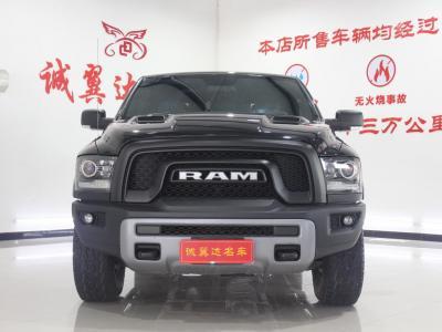 道奇2017款Ram公羊1500叛逆者