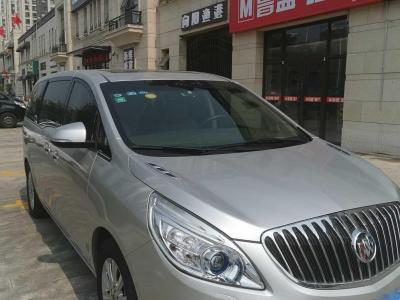 別克 GL8  2014款 3.0L XT豪華商務旗艦版