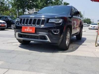 Jeep 大切诺基 图片