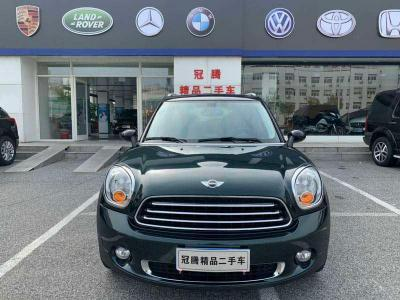 2014年4月 MINI COUNTRYMAN  1.6L COOPER Excitement图片