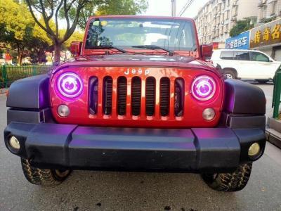 2014年2月 Jeep 牧马人  3.6L 两门十周年纪念版图片