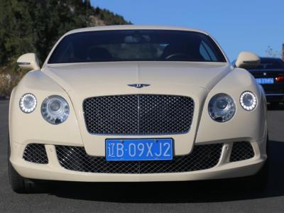 2012年7月 宾利 欧陆 6.0T GT W12图片