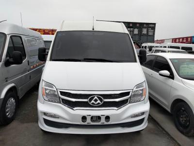 上汽大通MAXUS V80  2018款 2.5T 6擋手動精英版短軸中頂5-6座圖片