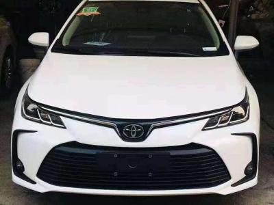 2019年10月 丰田 卡罗拉 改款 1.2T S-CVT GL-i图片