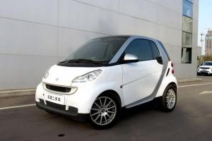 Smart Fortwo  Cabrio 1.0 MHD 激情版