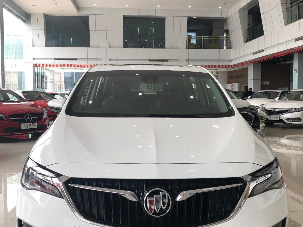 别克 GL6  2018款 18T 6座尊贵型图片